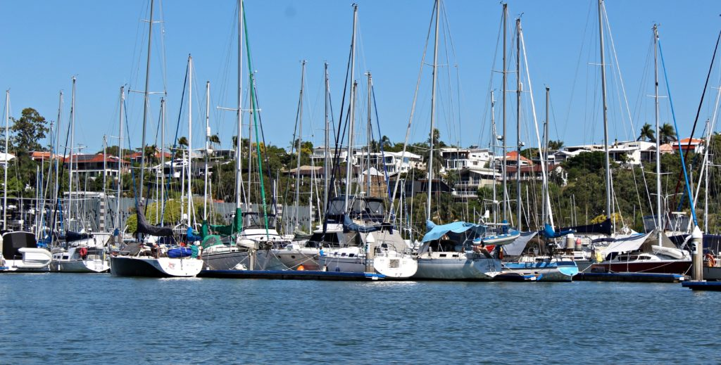 Marina Berth Rental in Moreton Bay