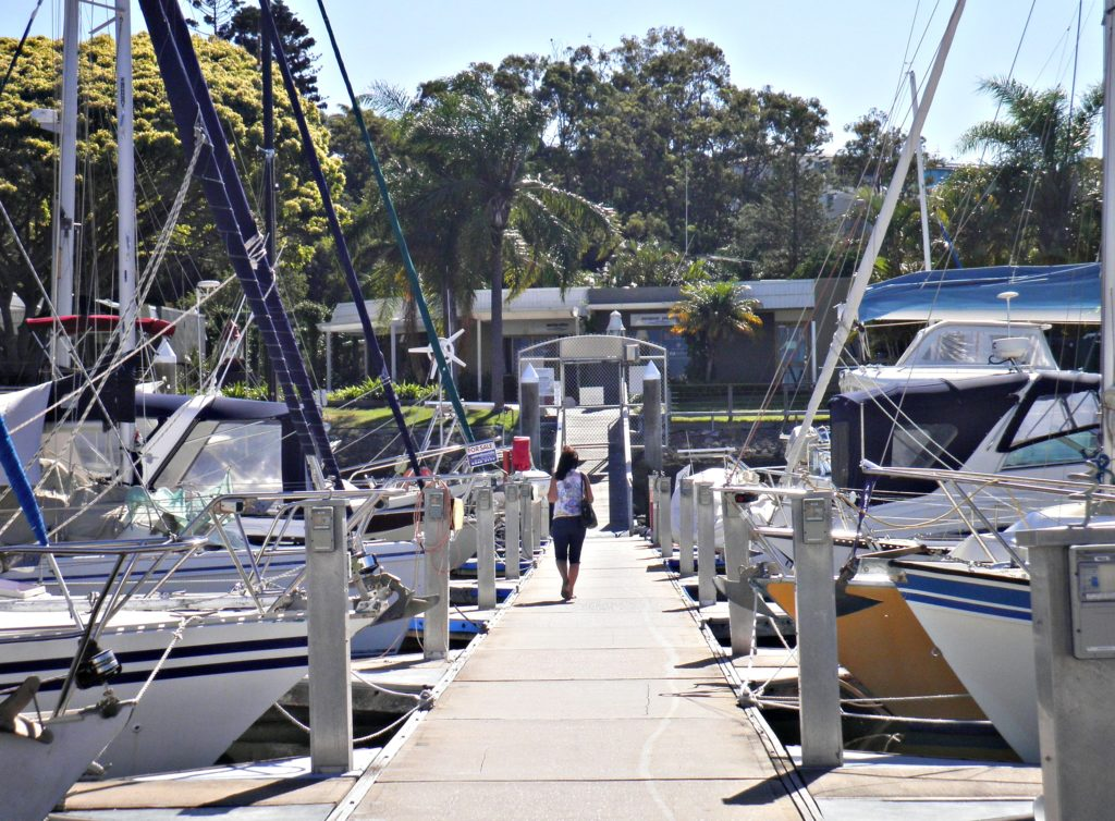 Marina Berth Rental in Brisbane